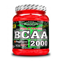 BCAA 2000 With PepForm
