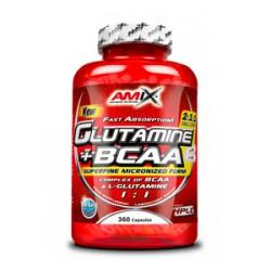 Glutamine + BCAA Capsules