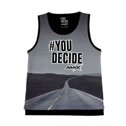 Camiseta AMIX You Decide CARRETERA