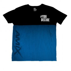 Camiseta AMIX You Decide AZUL