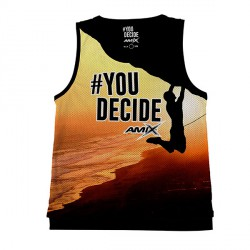 Camiseta AMIX You Decide ESCALADA
