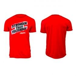 Camiseta AMIX Stronger than yesterday