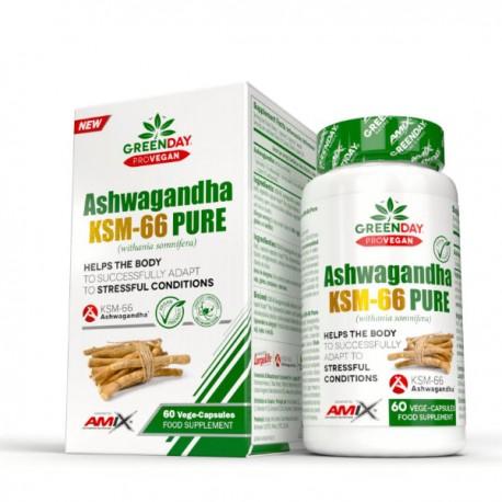 Ashwagandha KSM-66 Pure