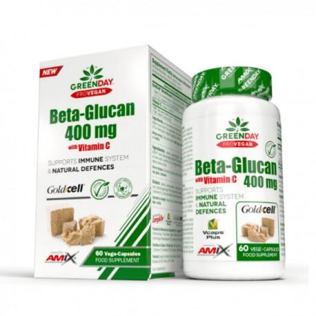 Beta-Glucan 400 mg