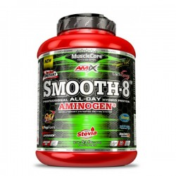 Smooth 8 Hybrid Protein